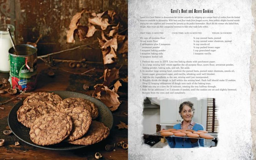 Una ricetta dal libro dedicato al cibo di The Walking Dead