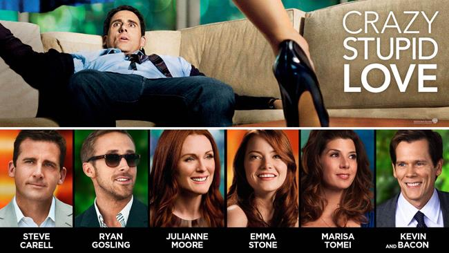 Crazy Stupid Love, film