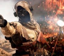 Un soldato di Battlefield V