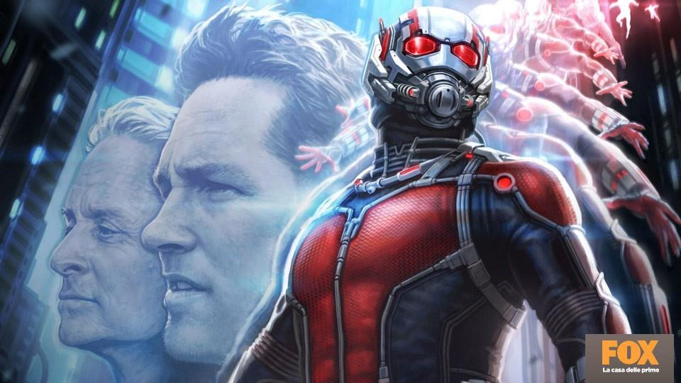 Ant-Man: 17 luglio 2015