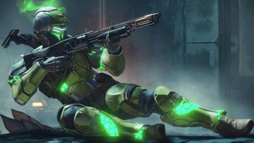 Un Guardiano di Destiny 2