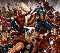 Gli eroi Marvel riuniti per il maxi evento Legacy