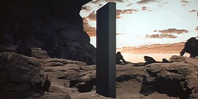 Il monolito nero di 2001: Odissea nello spazio