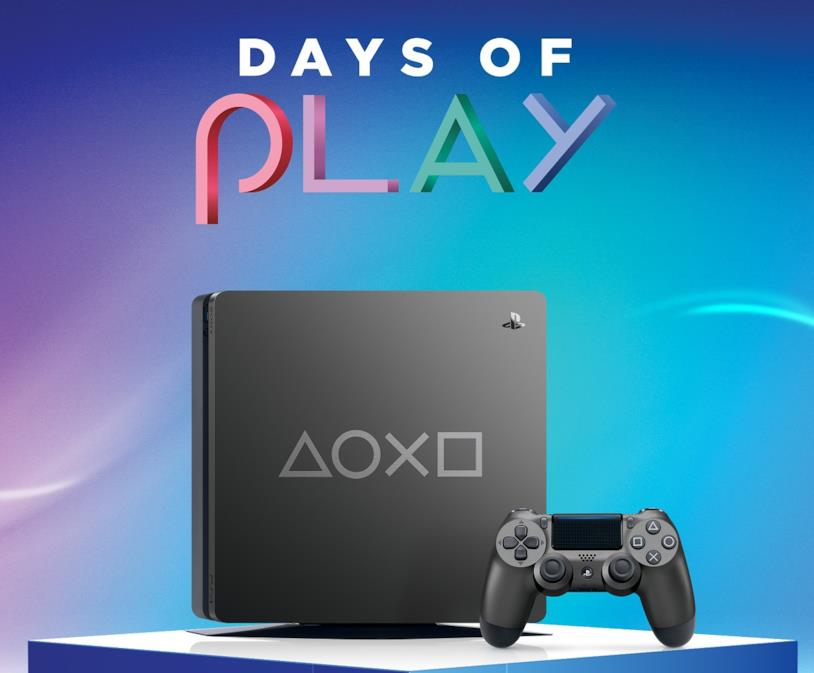 Days of Play PS4 limited