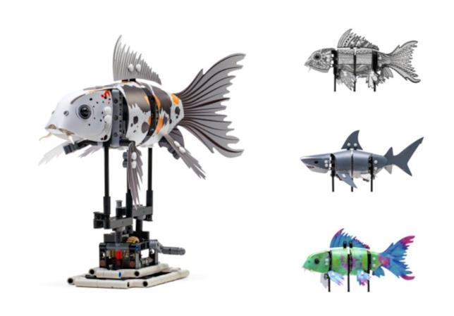 LEGO Forma proporrà diverse skin personalizzate