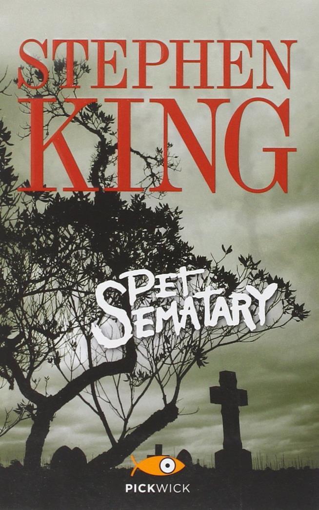 Pet Sematary è stato scritto da Stephen King