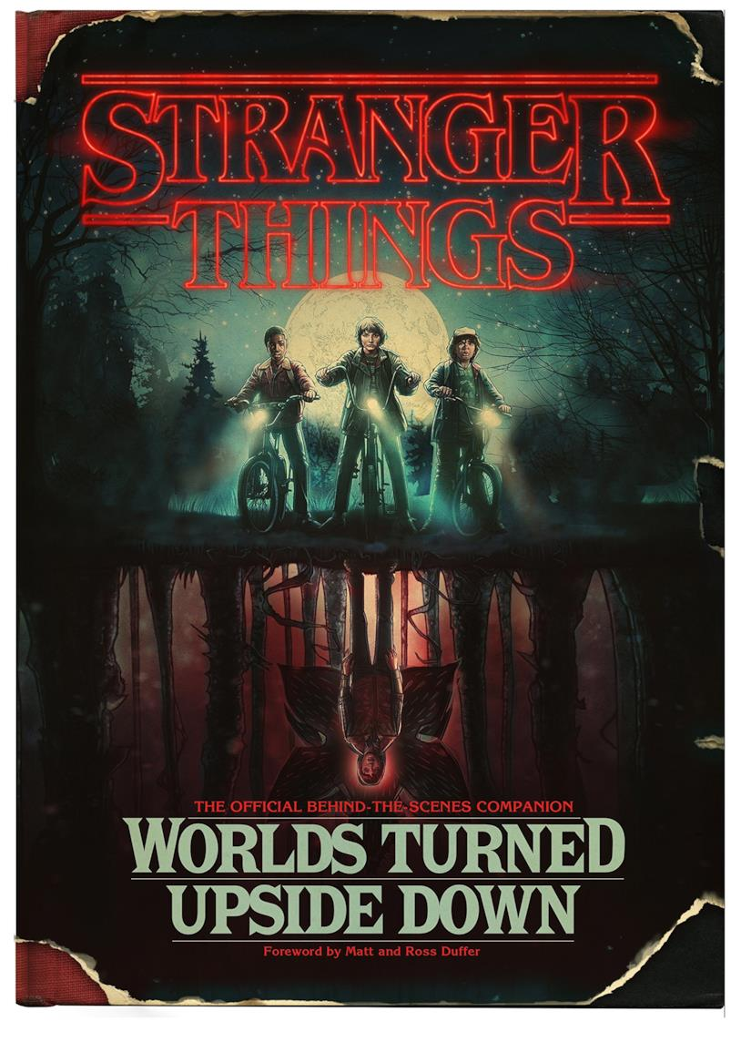 Il libro Stranger Things: Worlds Turned Upside Down