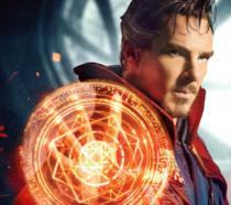 Benedict Cumberbatch è Doctor Strange.