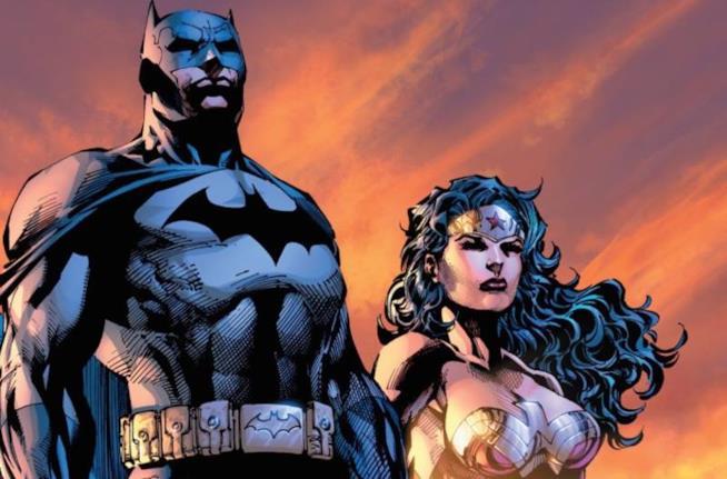 Il nuovo fumetto Dc in uscita il prossimo febbraio vedrà insieme Batman e Wonder Woman