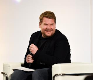 James Corden durante la State Of The Entertainment Industry Conference