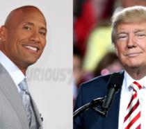 The Rock e The Donald pronti a sfidarsi alle prossime presidenziali