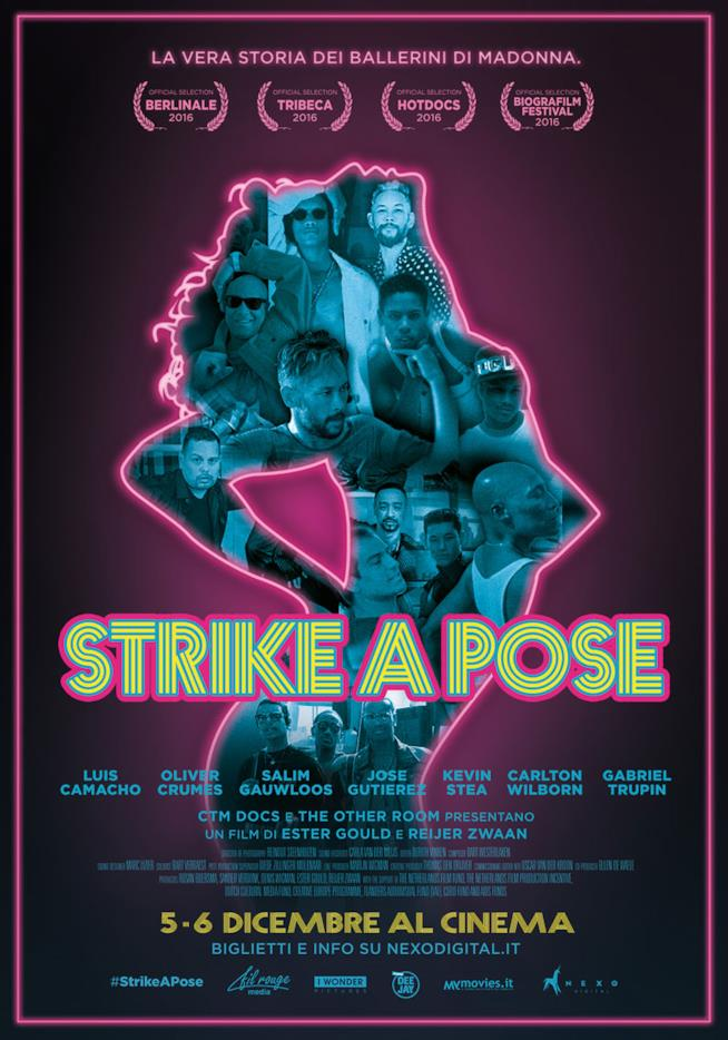 I ballerini di Madonna si raccontano in Strike A Pose
