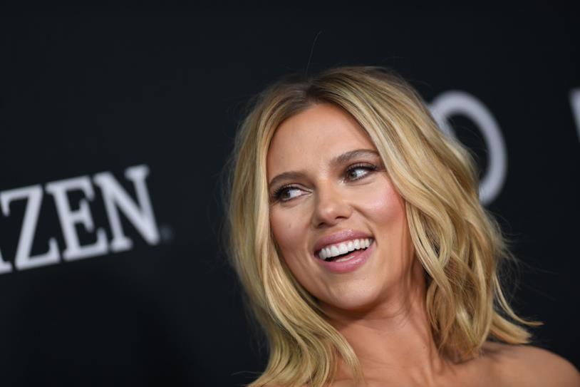 Scarlett Johansson alla première di Avengers: Endgame