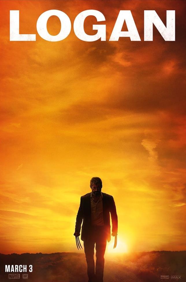 Logan, il poster con