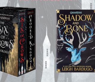 Shadow and Bone e Six of Crows di Leigh Bardugo: le copertine