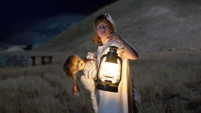 Scena del film Annabelle: Creation