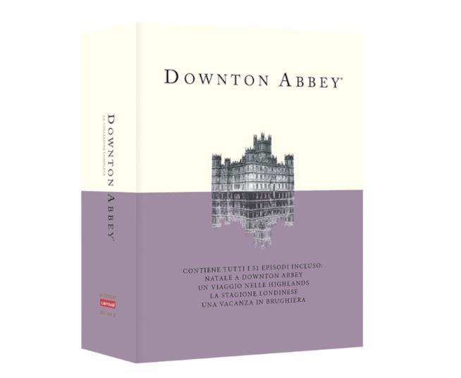 Il cofanetto di Downton Abbey