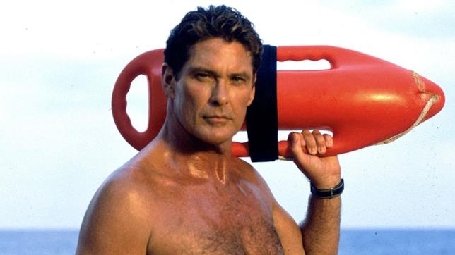 Mitch Buchannon, volto iconico di Baywatch