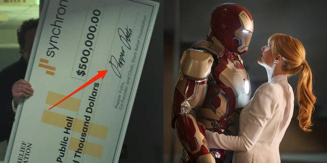 Screen del trailer di Spider-Man: Far From Home e foto di Iron-Man e Pepper Potts