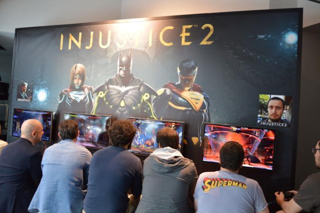 Injustice 2 uscirà il 18 maggio 2017 su PS4 e Xbox One
