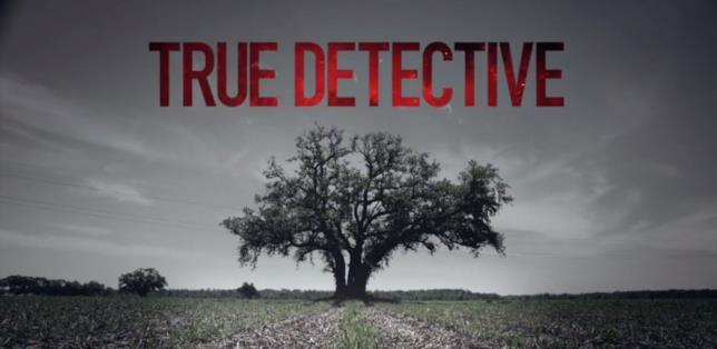 Il logo di True Detective