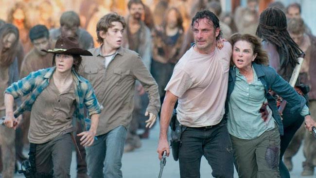 L'attacco ad Alexandria nella sesta stagione di The Walking Dead