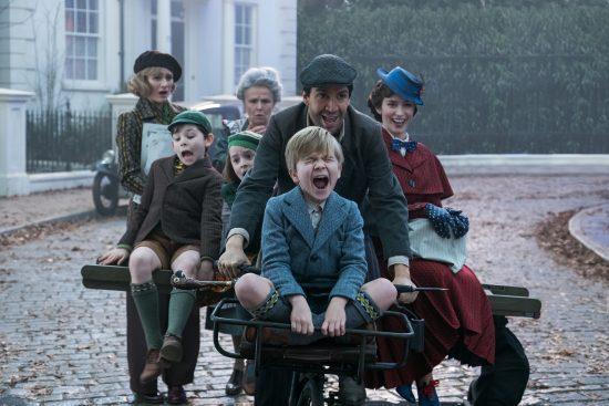 Il ritorno di Mary Poppins: ecco il nuovo trailer del live-action Disney
