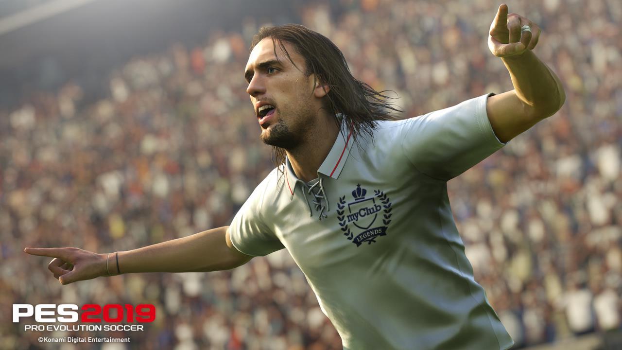 Screen in-game di Batistuta in PES 2019 - 3