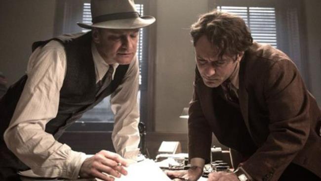 Jude Law, Colin Firth nel trailer di Genius, film su Thomas Wolfe