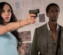 Una scena di The Blacklist: Redemption