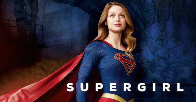 Melissa Benoist è Kara nella serie TV di Supergirl