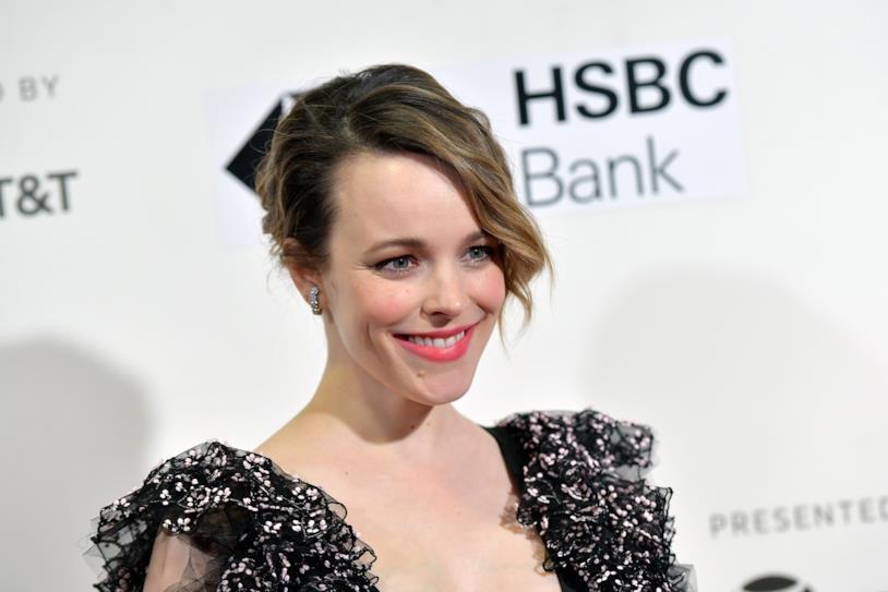 Rachel McAdams sorridente