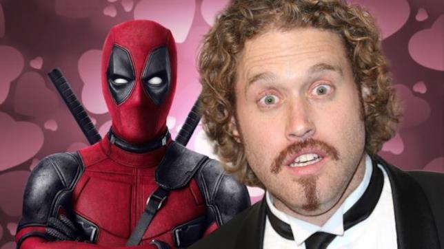 L'attore interprete di Weasel e l'eroe principale Deadpool interpretato da Reynolds