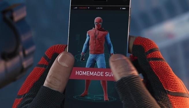 Le tute pre-order di Spider-Man su PlayStation 4