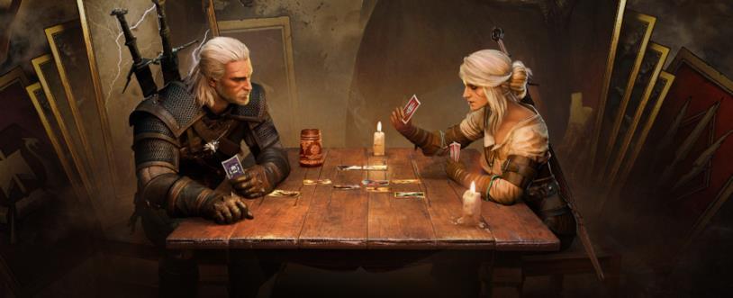 Immagine promozionale del Gwent