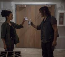 The Walking Dead: Connie e Daryl