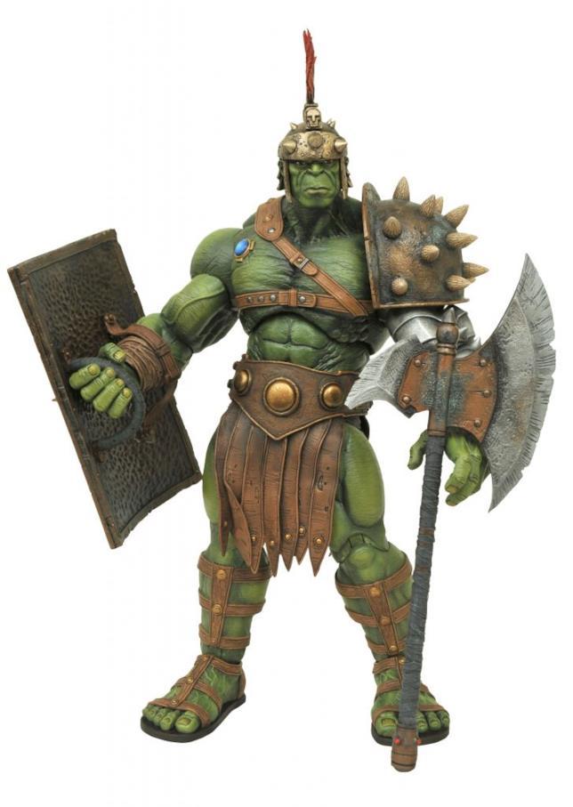 Personaggio snodabile Hulk Gladiatore
