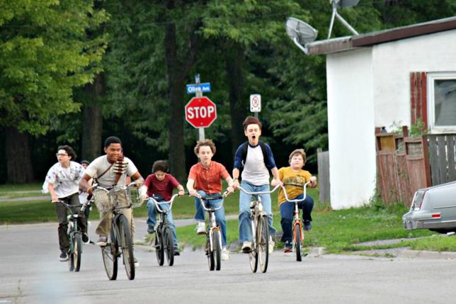 Il Club dei Perdenti in bicicletta