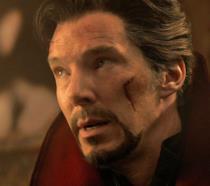 Benedict Cumberbatch in Infinity War