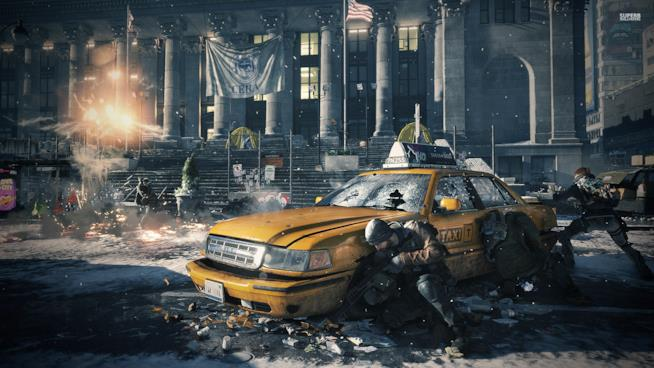 Uno screenshot di The Division