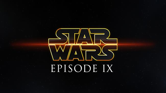 Il logo di Star Wars: Episodio IX