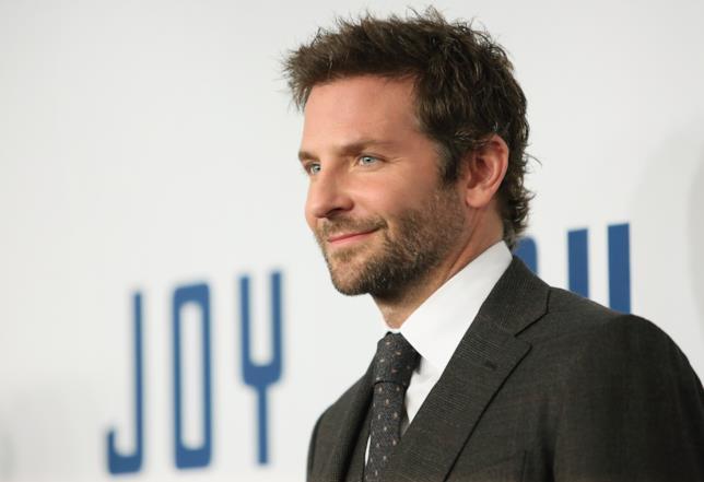 L'attore candidato all'Oscar Bradley Cooper
