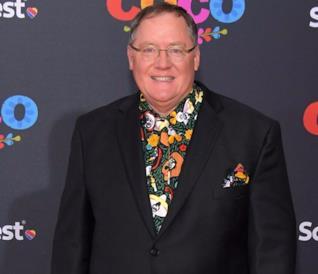 John Lasseter alla prima del nuovo film Pixar, Coco