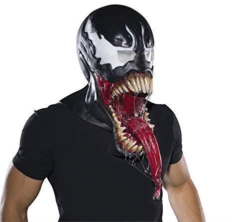 Una maschera di Venom