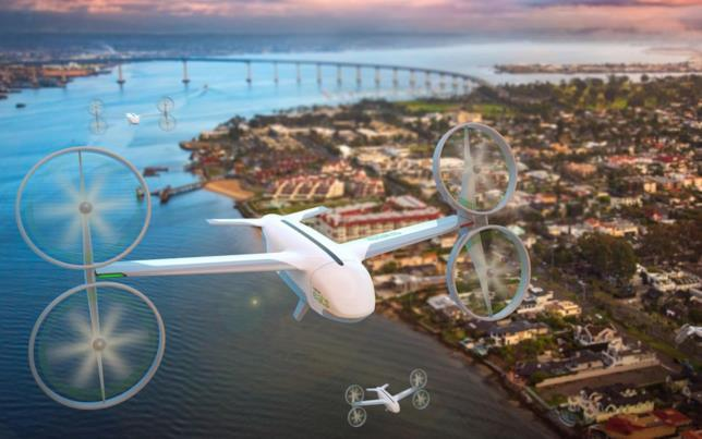 Col servizio Uber Eats, in un possibile futuro, potrai ricevere il cibo ordinato con un drone