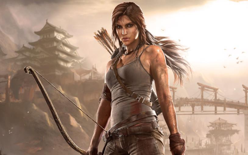 Tomb Raider nella versione videogame