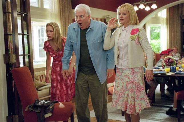 Steve Martin, Bonnie Hunt e Piper Perabo