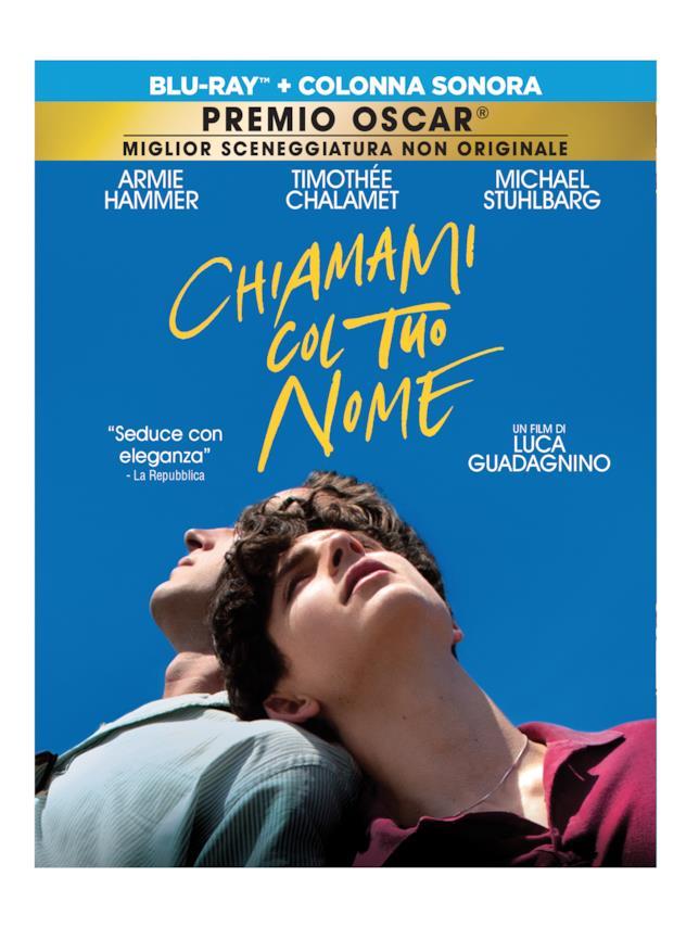 L'edizione speciale film e colonna sonora di Chiamami col tuo nome