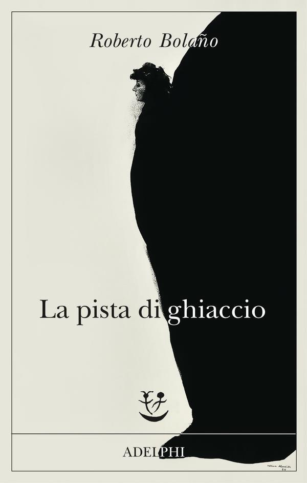 La copertina italiana di Pista di ghiaccio