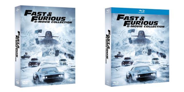 Cofanetto Fast & Furious